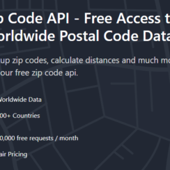 Zip Code API - Free Access to Worldwide Postal Code Data