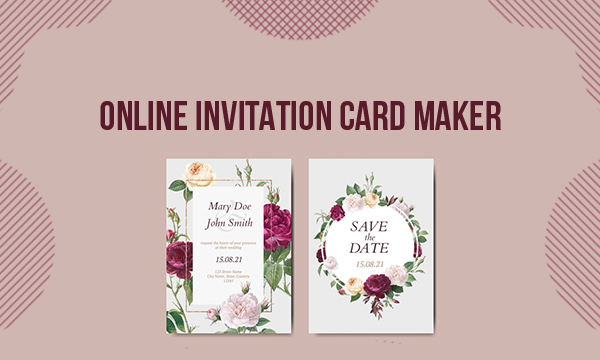 Online Invitation Card Maker