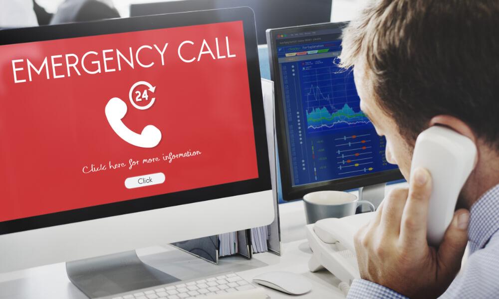 Alarm Monitoring System, Emergency Call.