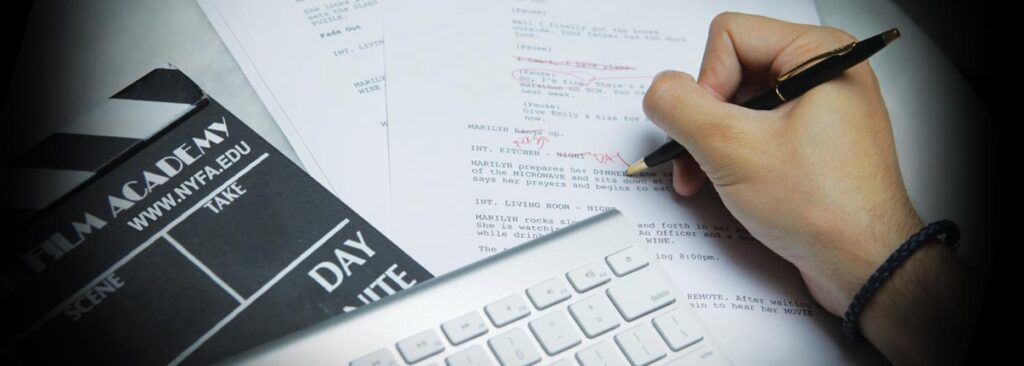 Screenwriting