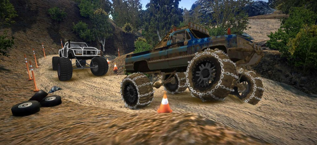 Play Offroad Outlaws PC Version.