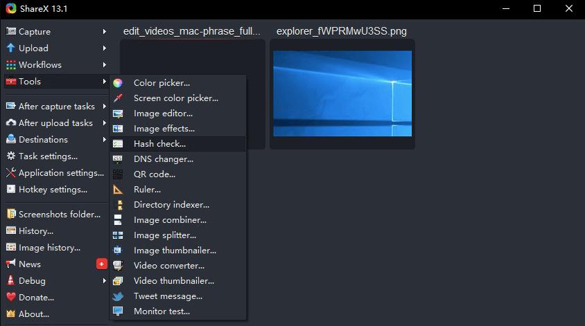 ShareX - Screen Capture Software.