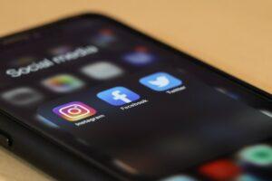 Social media - Instagram, Facebook, Twitter, etc.