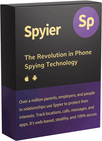 Spyier Spy App for Android: Track locations, calls, messages, and social apps.