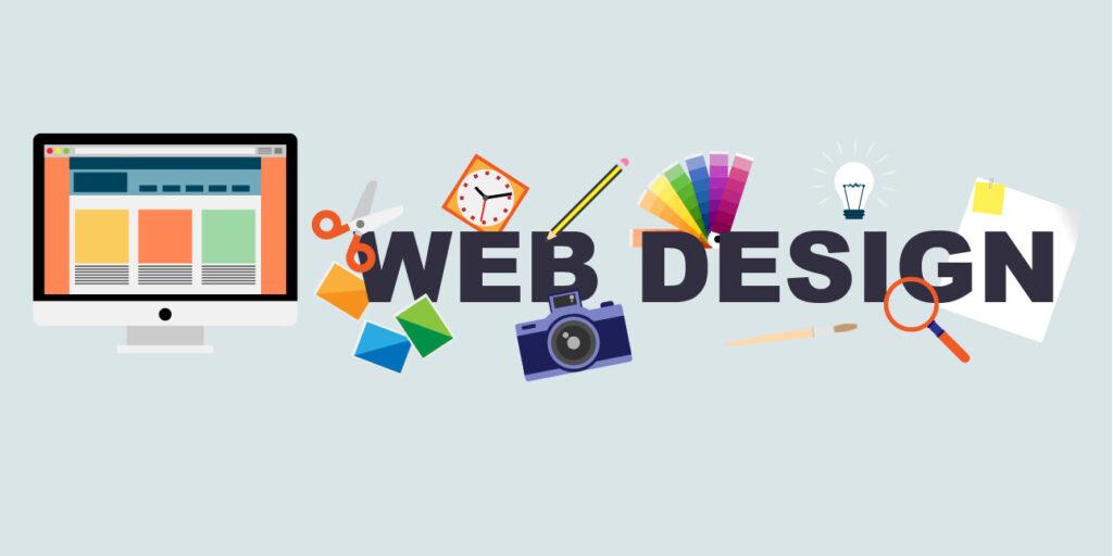 Web design tricks.