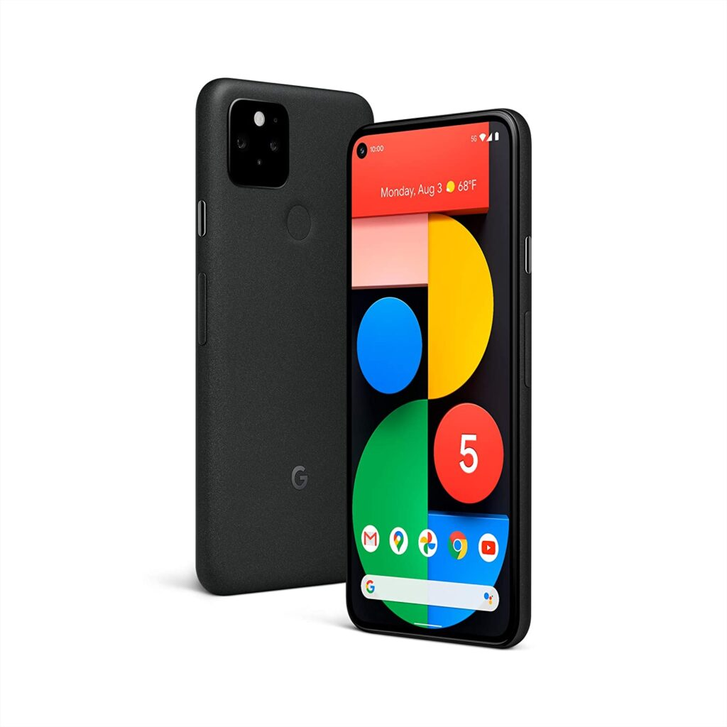 Google Pixel 5 5G Android Smartphone