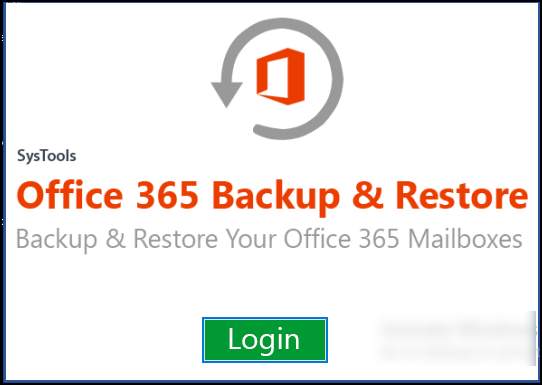 SysTools Office 365 Backup: Backup Your Office 365 Mailboxes