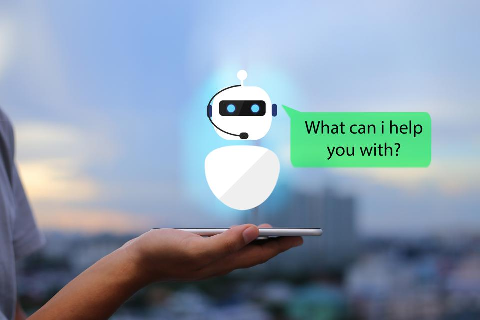 Chatbot: What can I help you with?