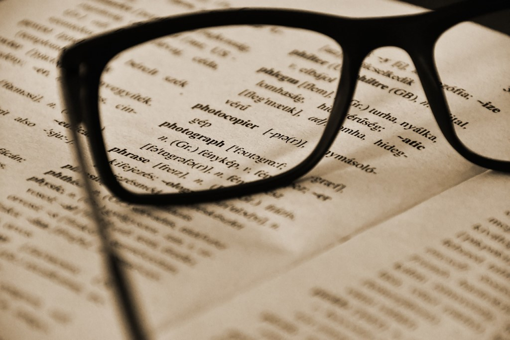 Education Photo, Language Learning, English Dictionary.