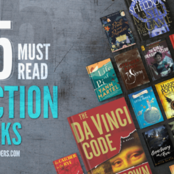 15 Must Read Fiction Books