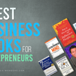 8 Best Business Books for Entrepreneurs