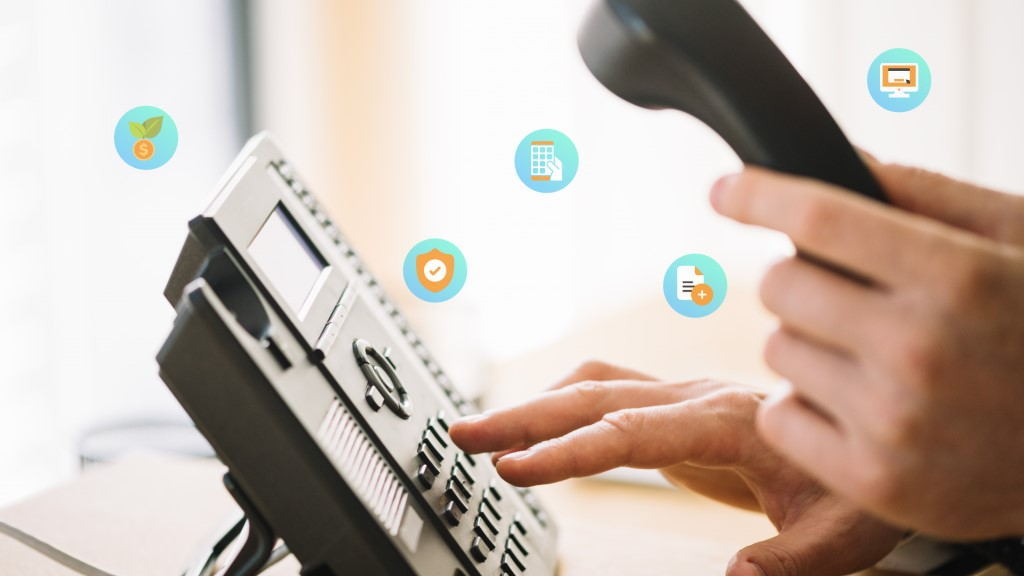 Voice over Internet Protocol VoIP Phone