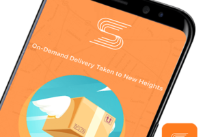 Senpex On-Demand Courier Delivery App