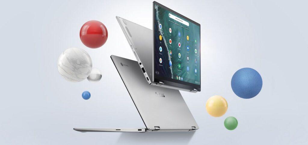 Asus Chromebook Flip Series 2-in-1 PC