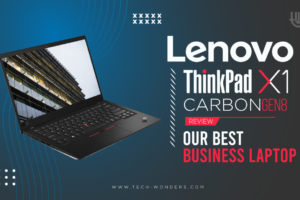 Lenovo ThinkPad X1 Carbon Gen 8 Review | Our Best Business Laptop