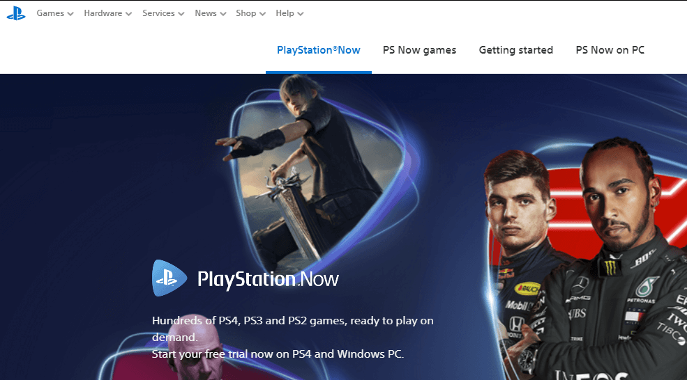 PlayStation Now Cloud Gaming Service: Hundreds of PS4, PS3 and PS2 games, ready to play on demand.
