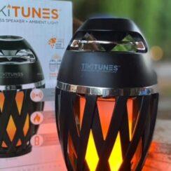 TikiTunes Wireless Speaker and Ambient Light