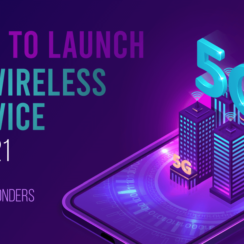 DISH To Launch 5G Wireless Service in 2021