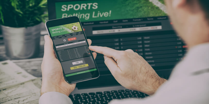 Online Gambling and Sports Betting Live!
