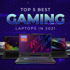 Top 5 Best Gaming Laptops in 2021