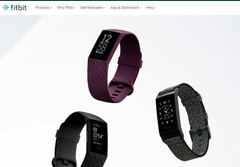 Fitbit Charge 4 Fitness and Activity Tracker