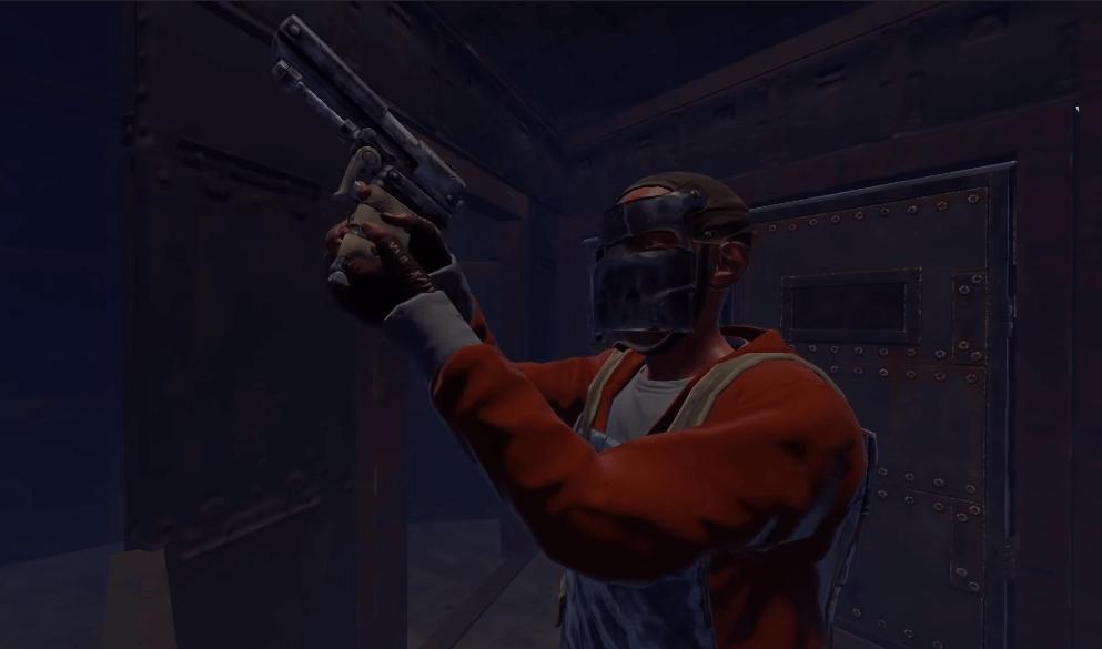 Rust game