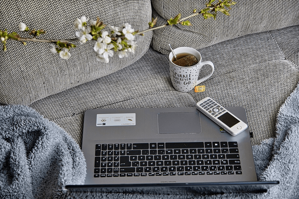 Top Tips to Improve Productivity While Working From Home, Sparkle Wherever You Go.