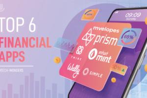 Top 6 Financial Apps