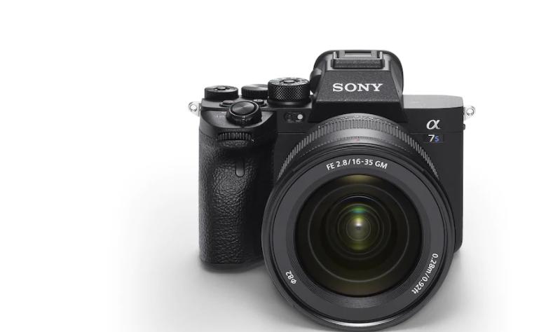 The new Sony Alpha 7S III Camera