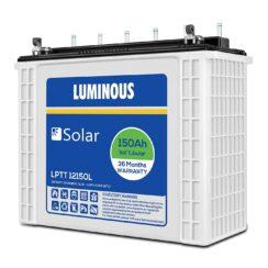 Luminous 150Ah Tall Tubular Solar Battery