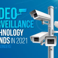 Video Surveillance Technology Trends in 2021