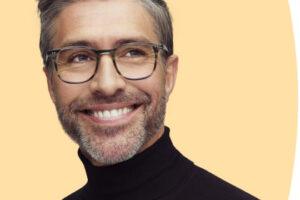 Wood Frame Glasses for Men
