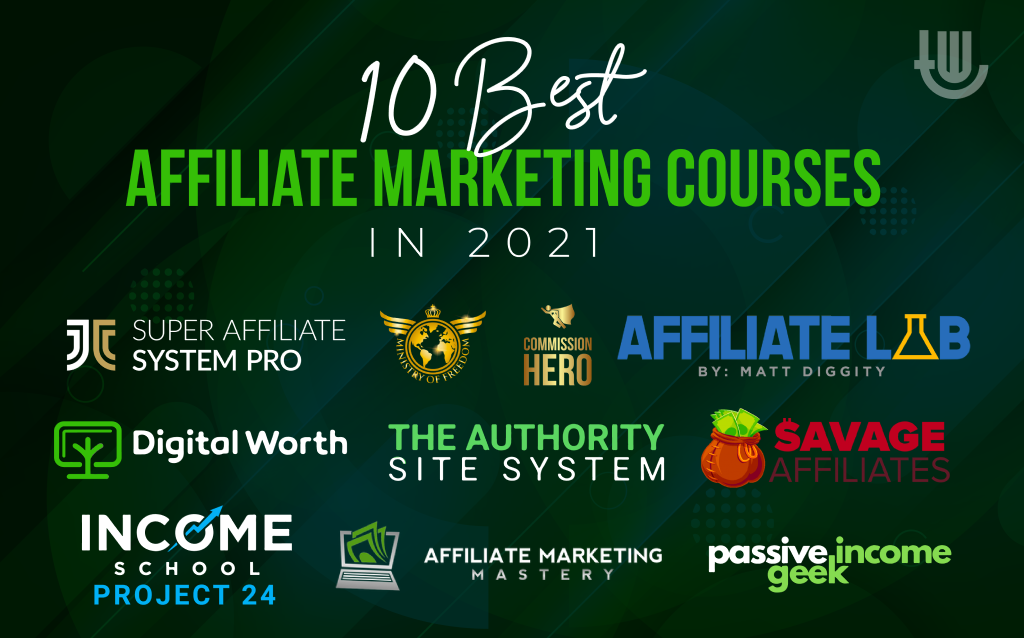 10 Best Affiliate Marketing Courses in 2021