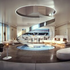 VRay for Rhino Architectural Rendering