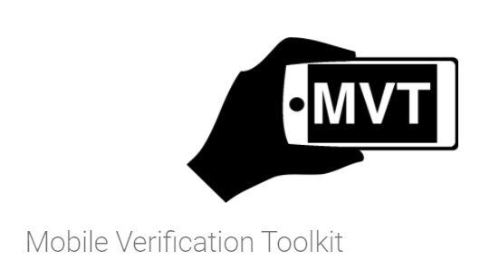 Mobile Verification Toolkit (MVT)