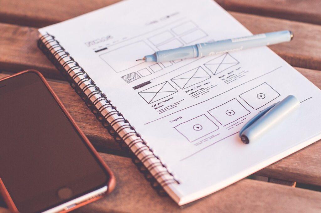 plans design web design website design designer