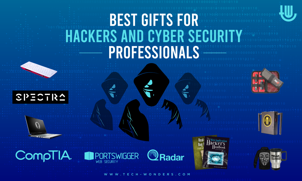 Best Gifts for Hackers and Cyber Security Professionals