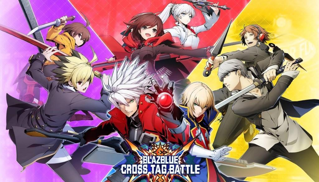 BlazBlue Cross Tag Battle Game