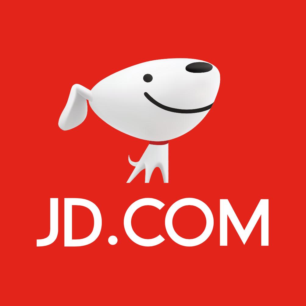 JD.com Logo Dog Mascot
