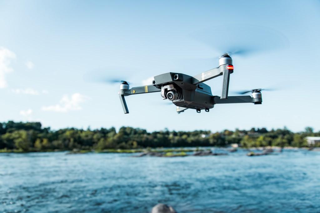Mavic Pro Quadcopter Drone Camera