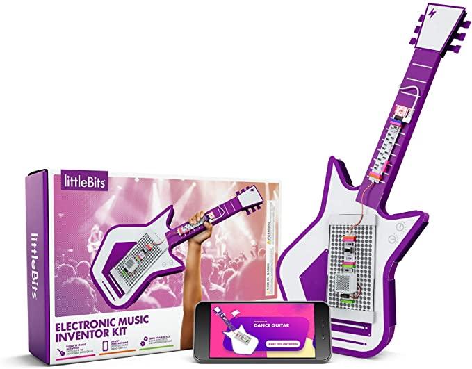 Electronic Music Inventor Kit