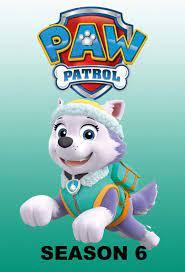 PAW Patrol: Season 6