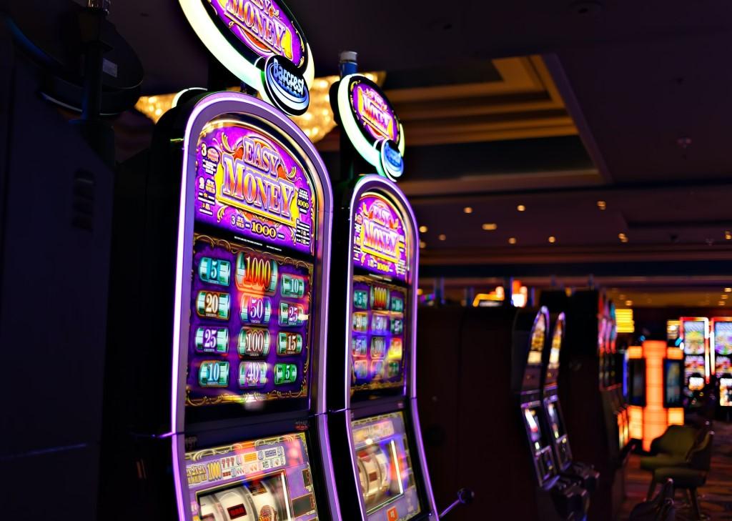 Barcrest Easy Money Slot Machine Las Vegas Strip