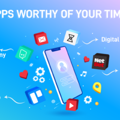 Apps Worthy of Your Time - Trello, NetBet, German with Jenny, Digital Detox