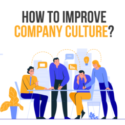 How to Improve Company Culture?
