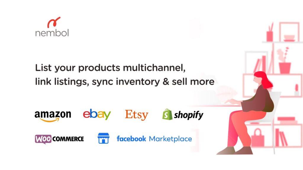 Nembol Multichannel Listing Software & Inventory Sync