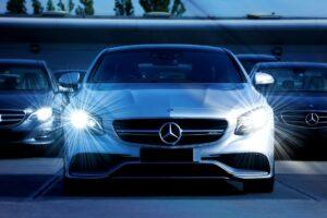 Car Headlight Technology