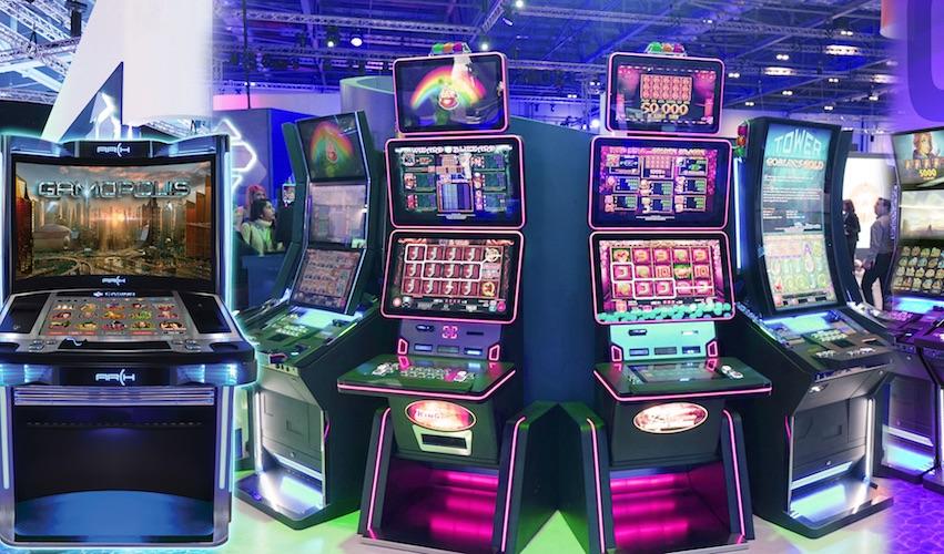 casino technology, casino games
