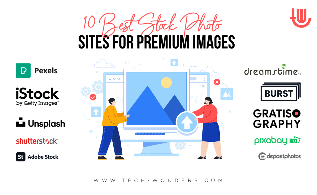 10 Best Stock Photo Sites for Premium Images
