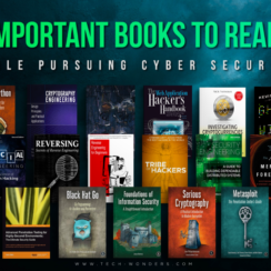 Important Books to Read While Pursuing Cyber Security